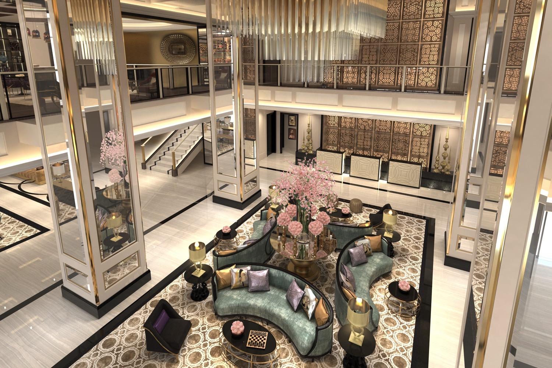 هتل تاج پالاس دبی