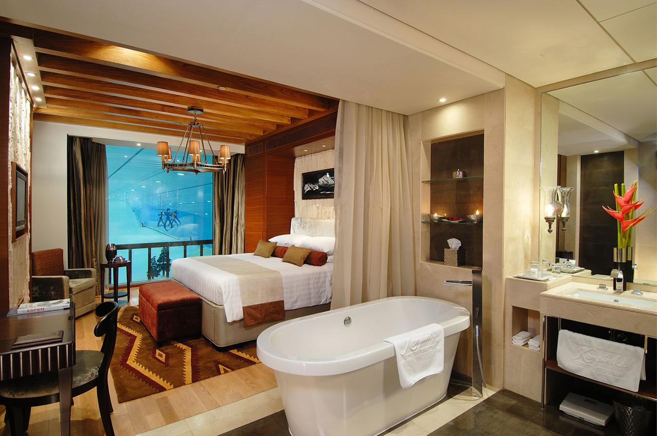 هتل نووتل سوییتز دبی مال دبی