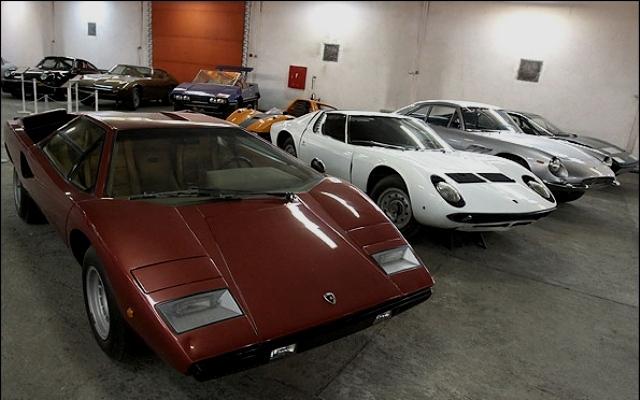 موزه خودرو ایران