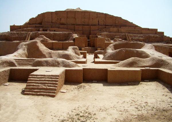 چغازنبیل (معبد زیگورات) شوش