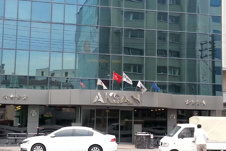 هتل اکسان ازمیر