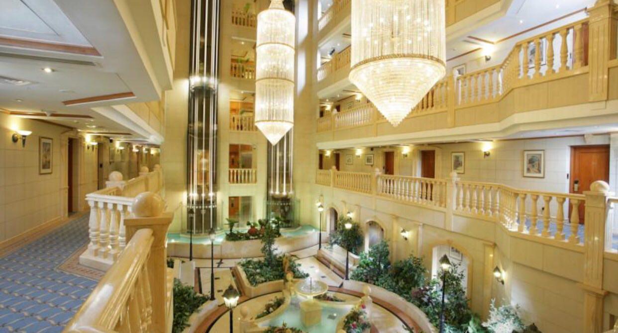 هتل نووتل دیره دبی