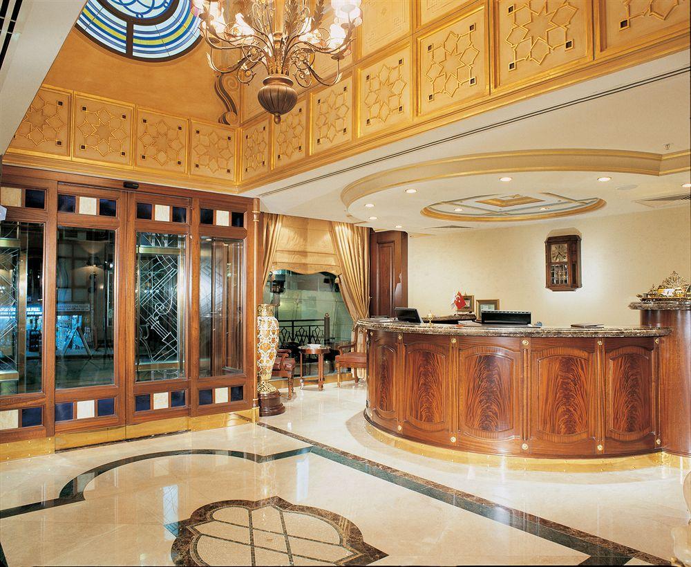 هتل بویوک حمیت استانبول