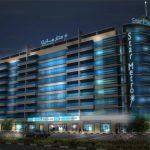 هتل آپارتمان استار مترو دبی