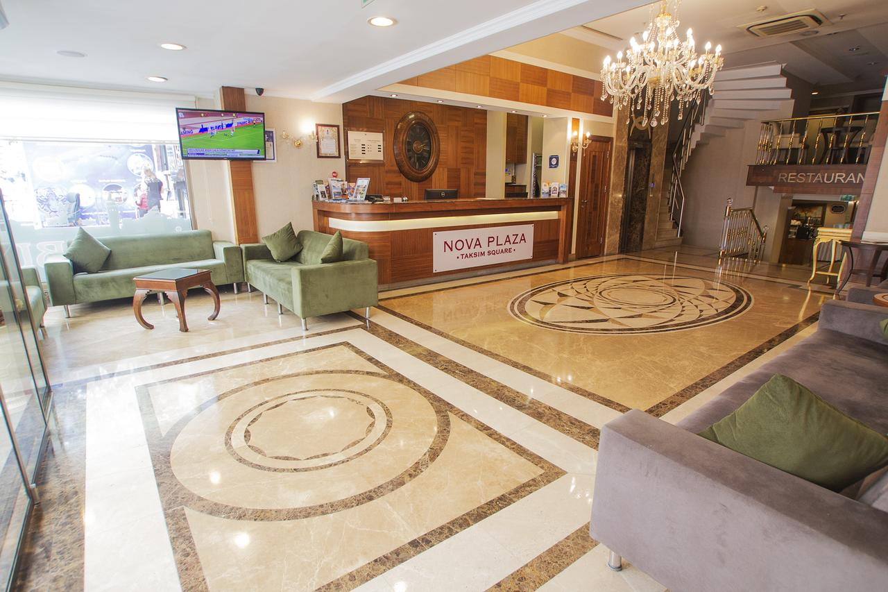 هتل نوا پلازا کریستال استانبول