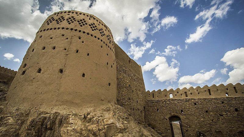 قلعه فورگ بیرجند