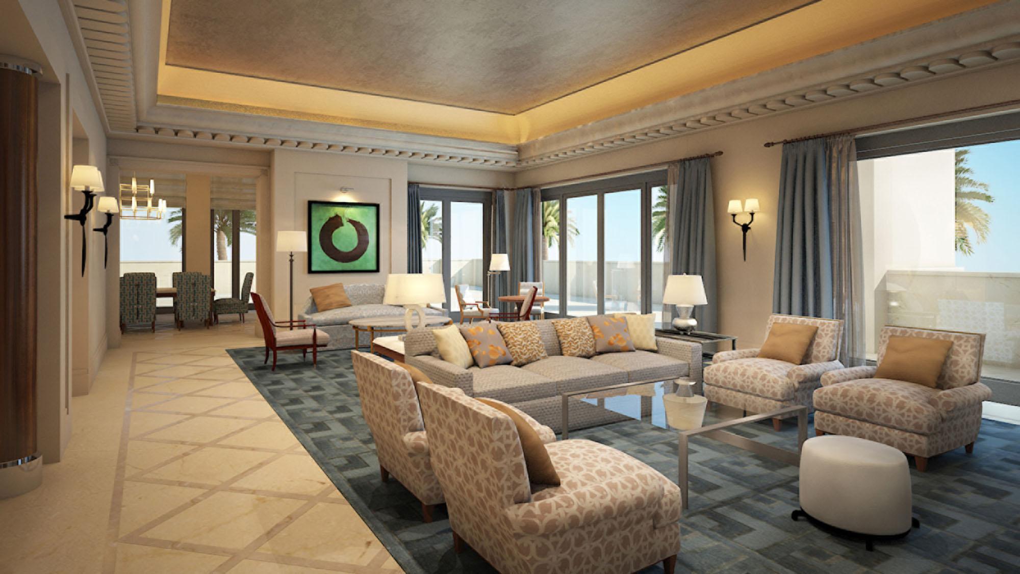 هتل فور سیزنز ریزورت ات جمیرا بیچ