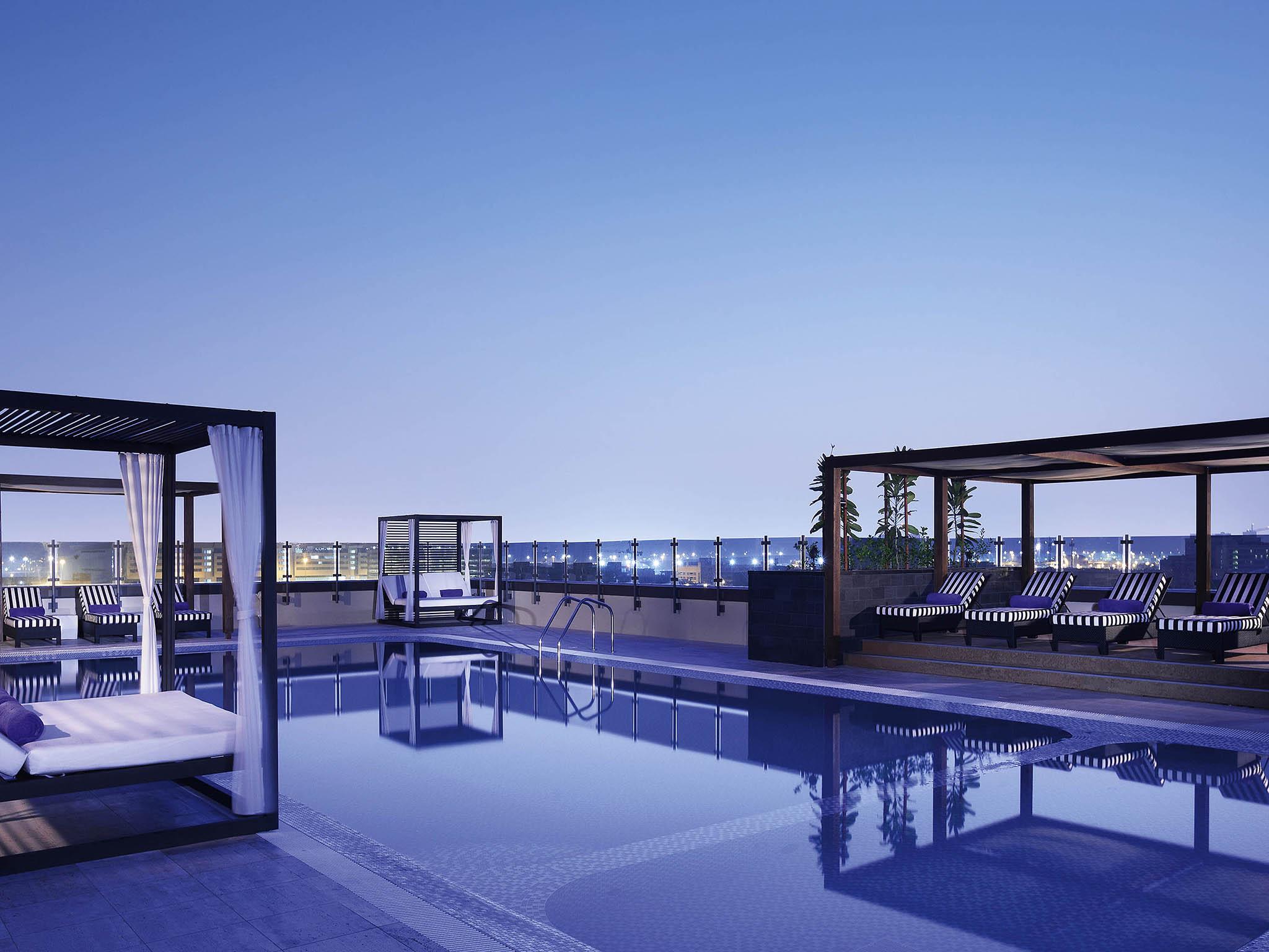 هتل ماریوت اگزکیوتیو آپارتمانز دبی کریک