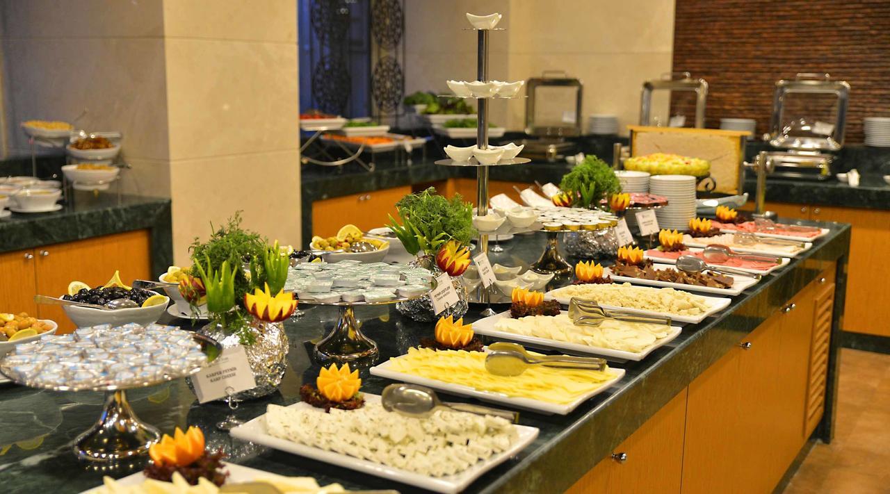 هتل د گرین پارک تکسیم استانبول