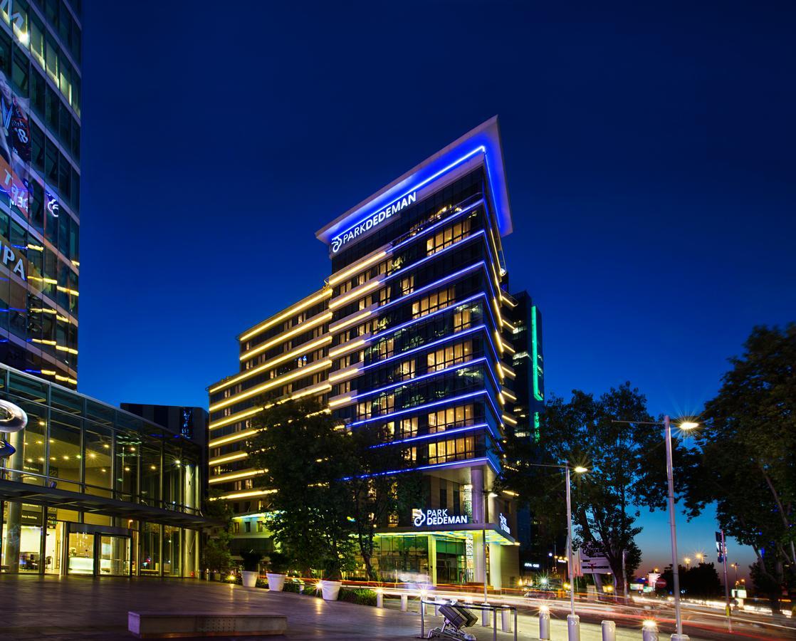 هتل پارک ددمان لونت استانبول