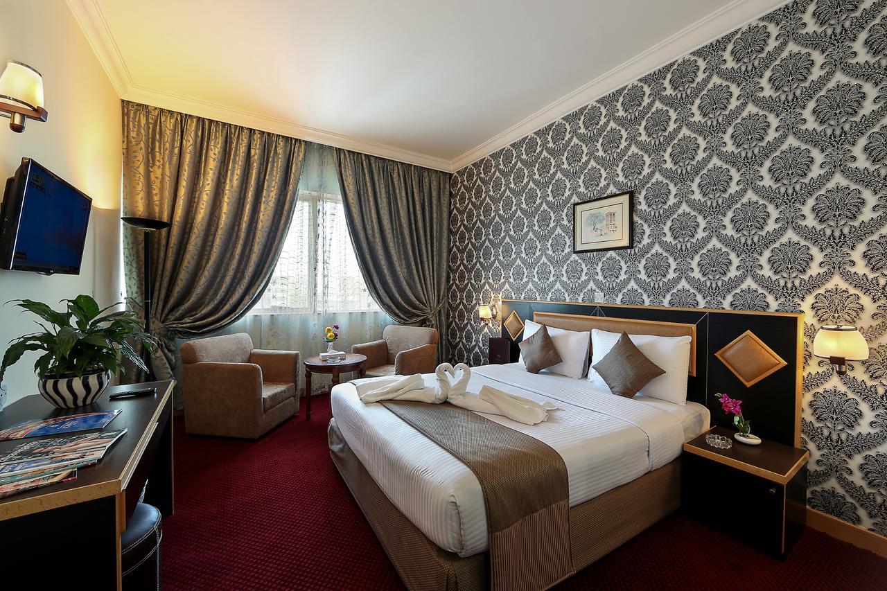 هتل جنراد دبی
