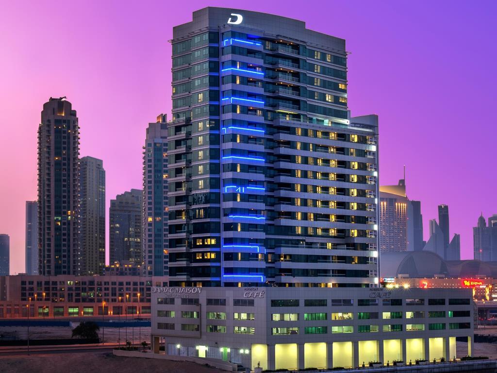 هتل داماک می زون ووگ دبی