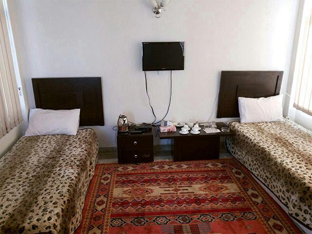 هتل باغ ساحلی ایران قشم