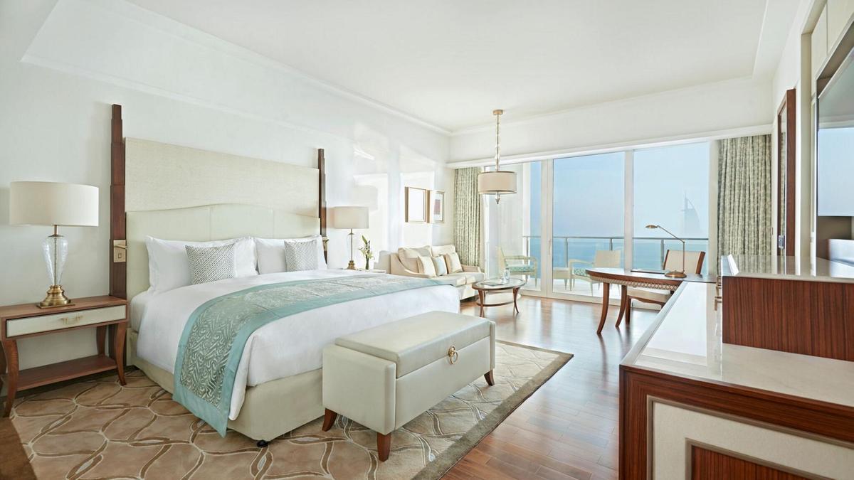 هتل والدورف آستوریا دبی
