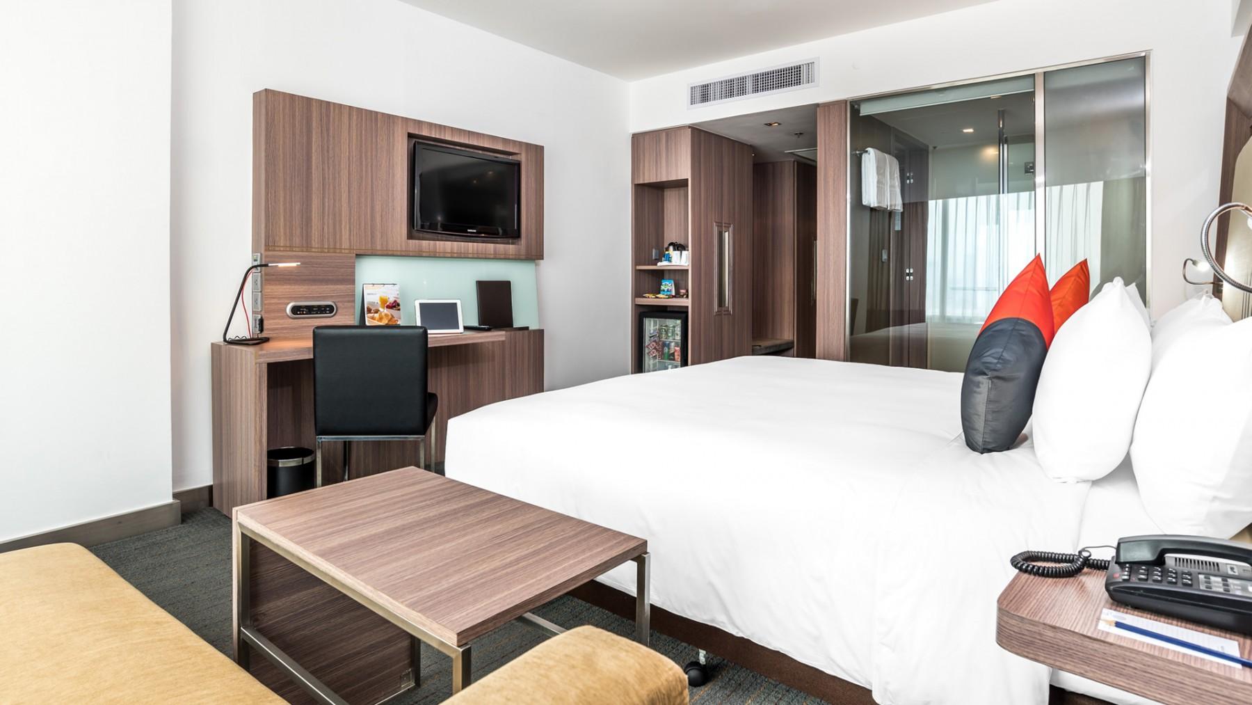 هتل نووتل سیلوم بانکوک
