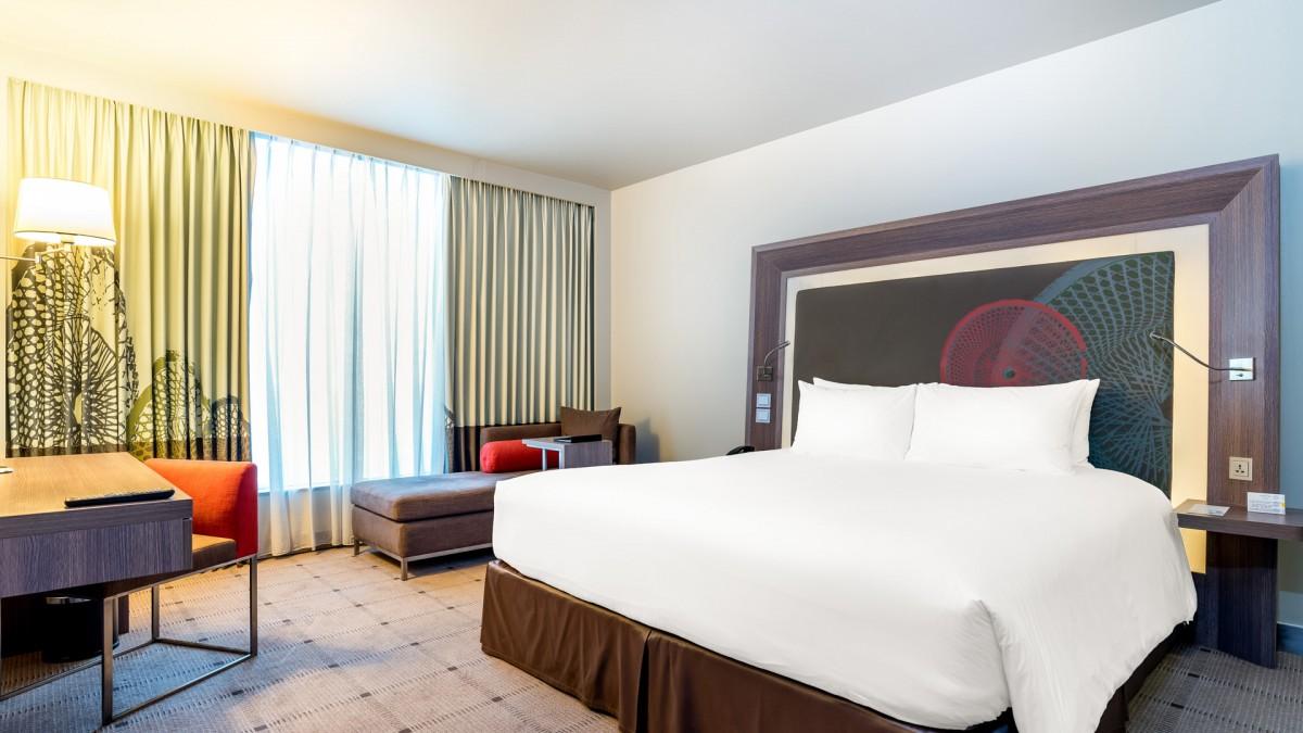 هتل نووتل پلاتینیوم پراتونام بانکوک