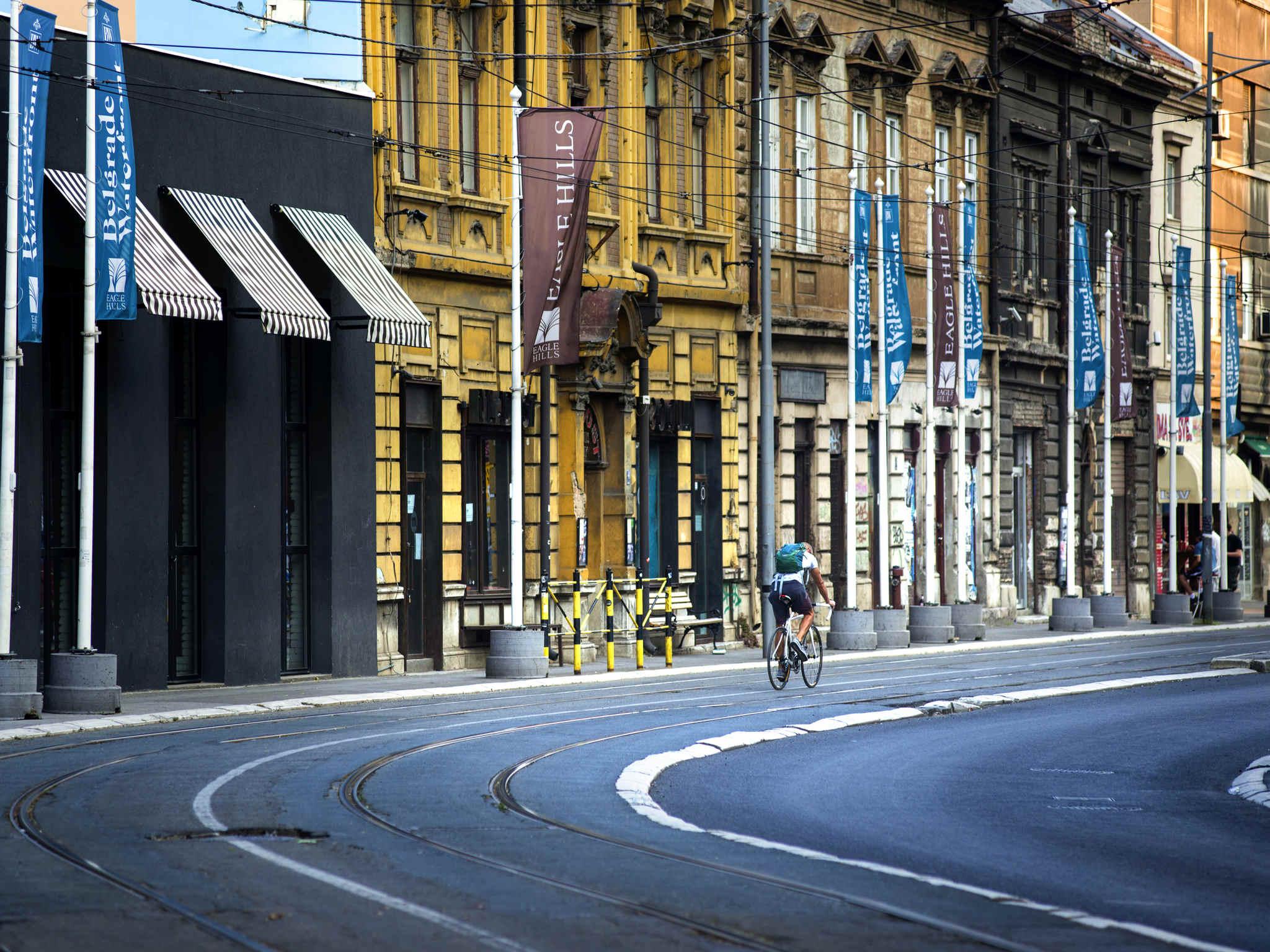Mercure Belgrad Hotel
