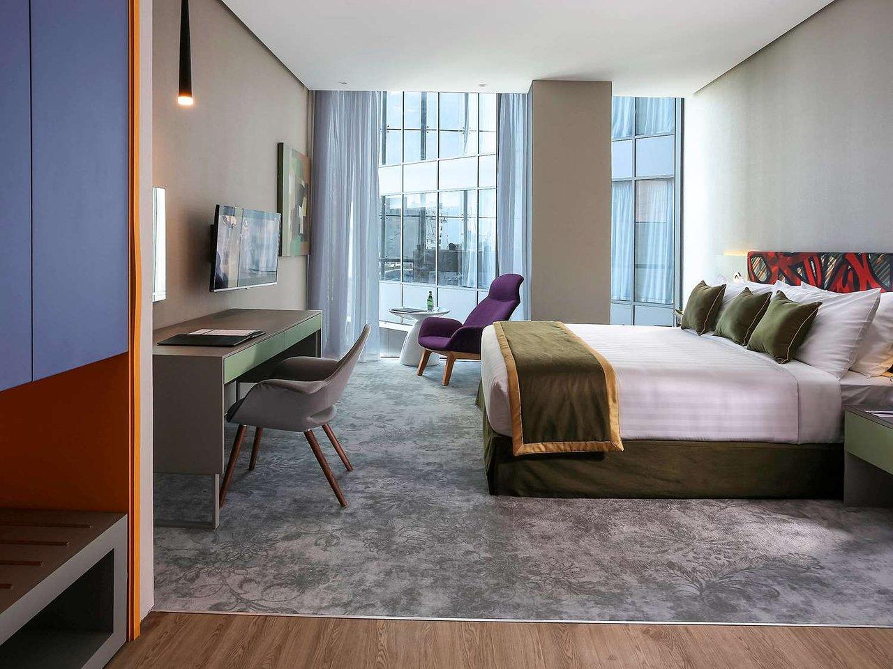 هتل ایبیس استایلز دبی جمیرا
