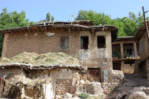 روستای تاریخی و گردشگری کریک یاسوج