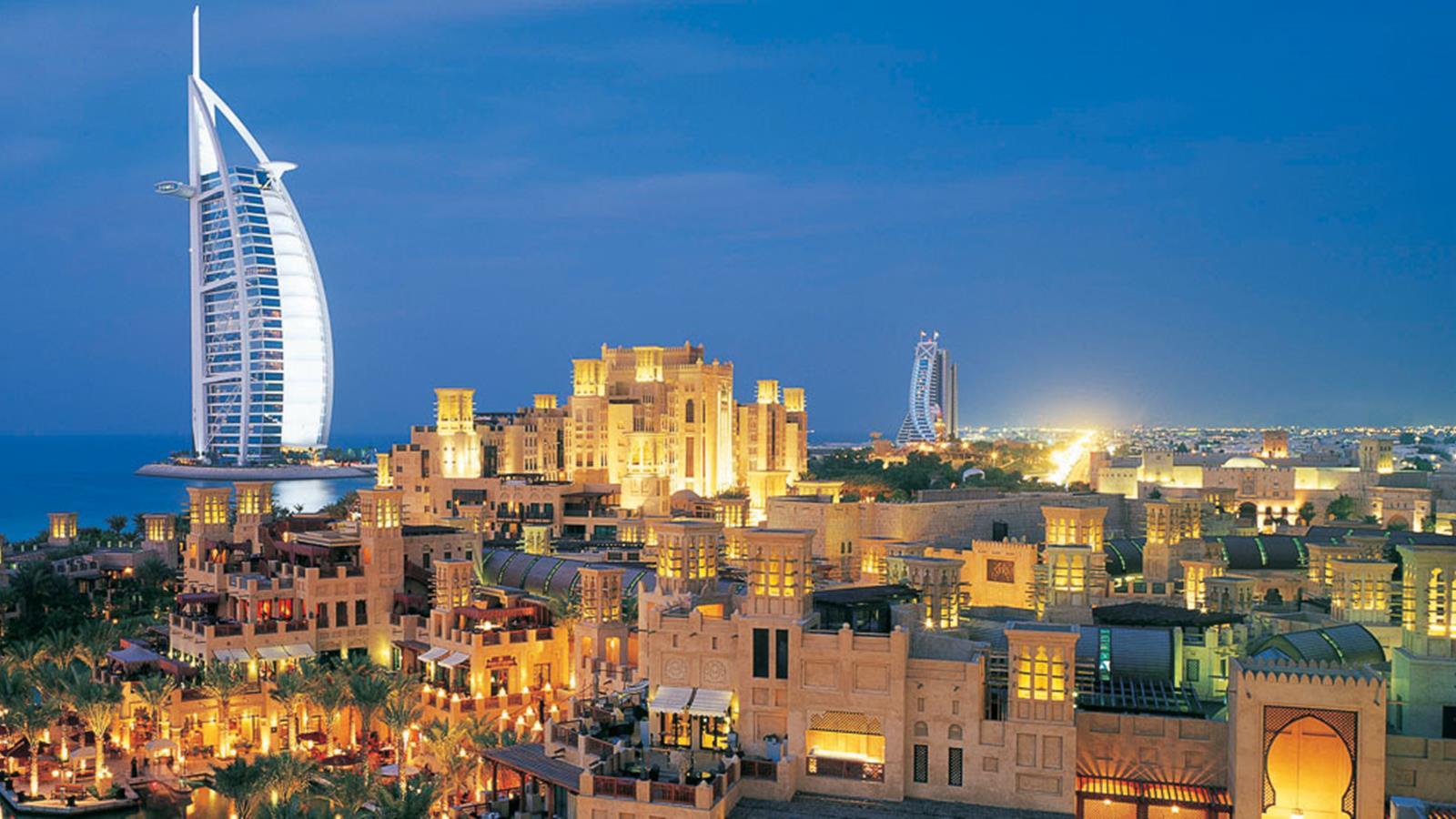 هتل جمیرا النسیم دبی