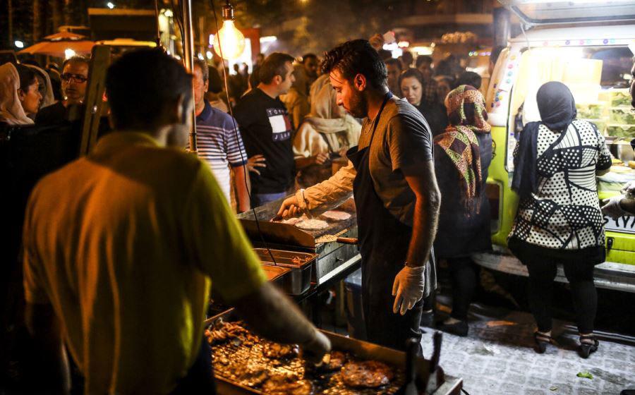 تاریخچه خیابان سی تیر تهران