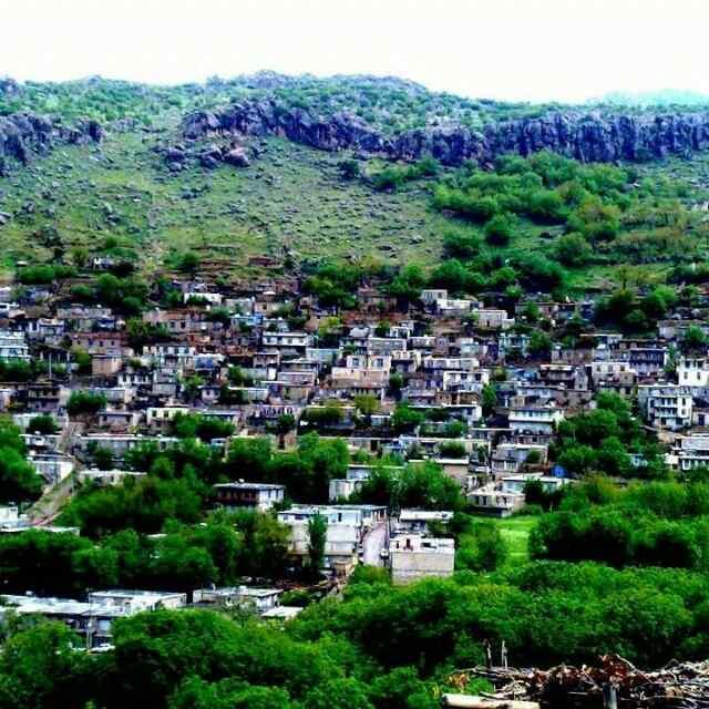 روستای شمشیر پاوه