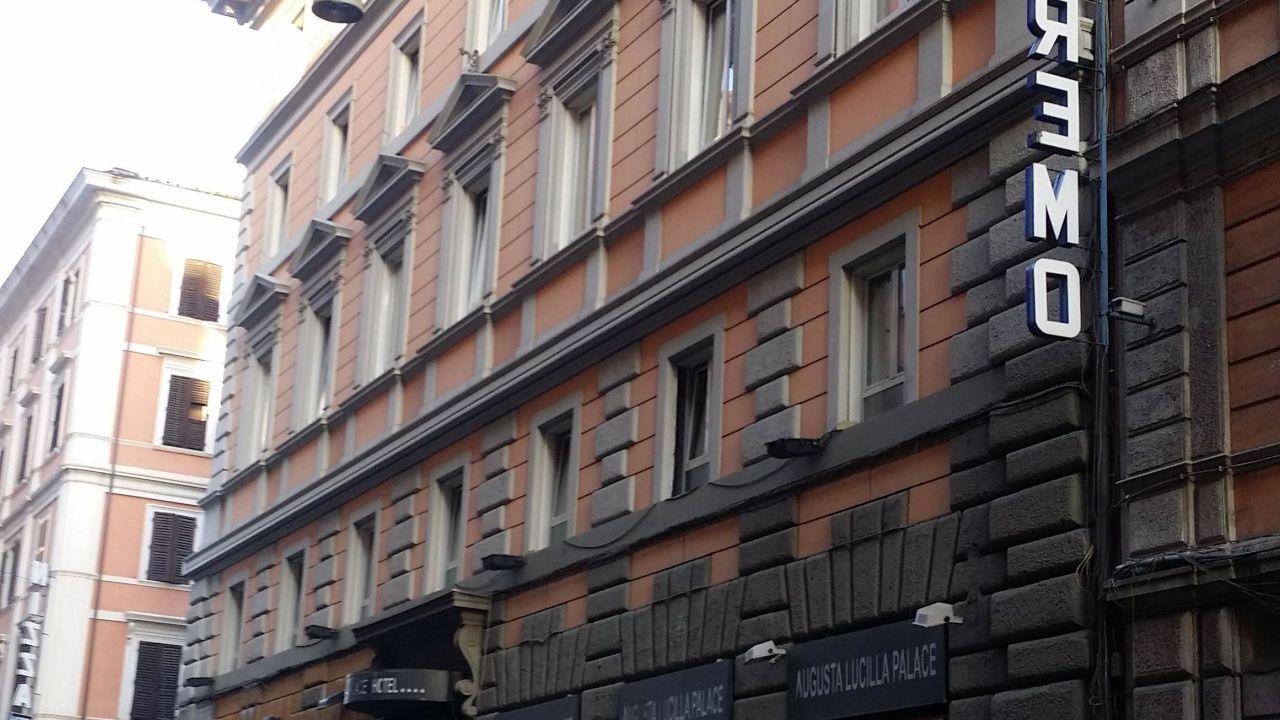 هتل آگوستا لوچیلا پالاس