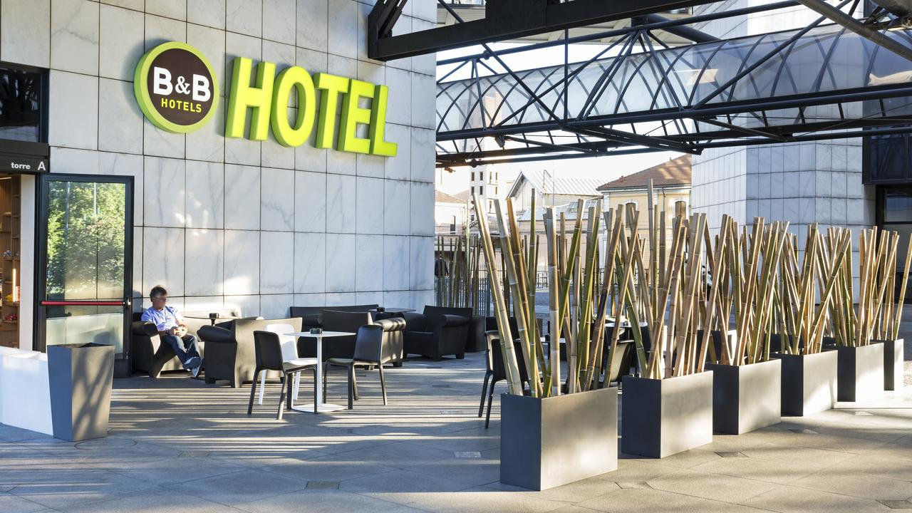 هتل میلانو سنیسیو گاریبالدی ایتالیا