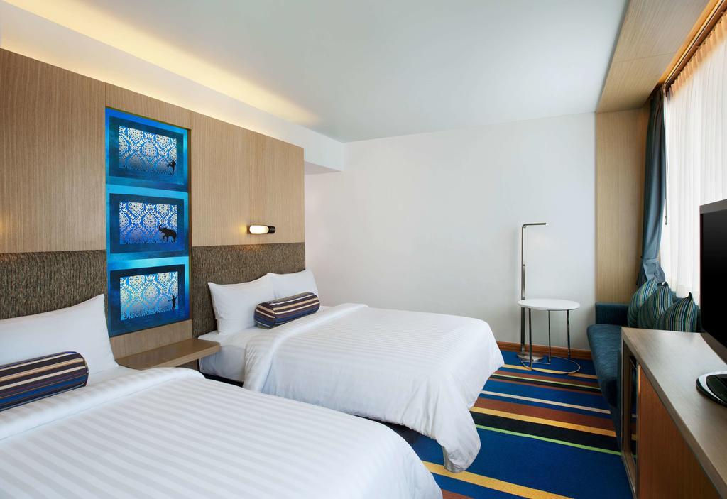 هتل آلوفت بانکوک سوخومیت