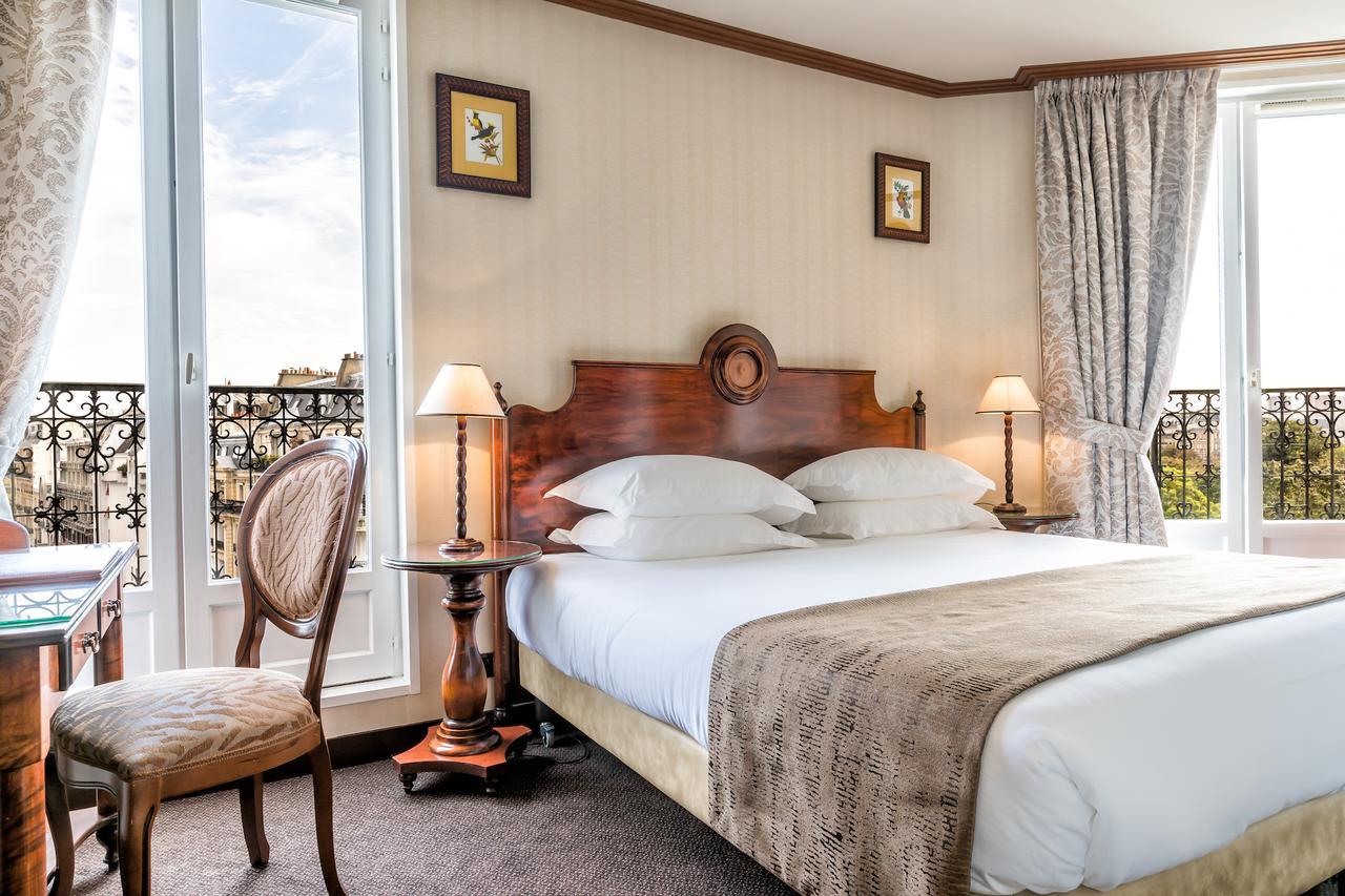 هتل ویلا مونتپارناس پاریس