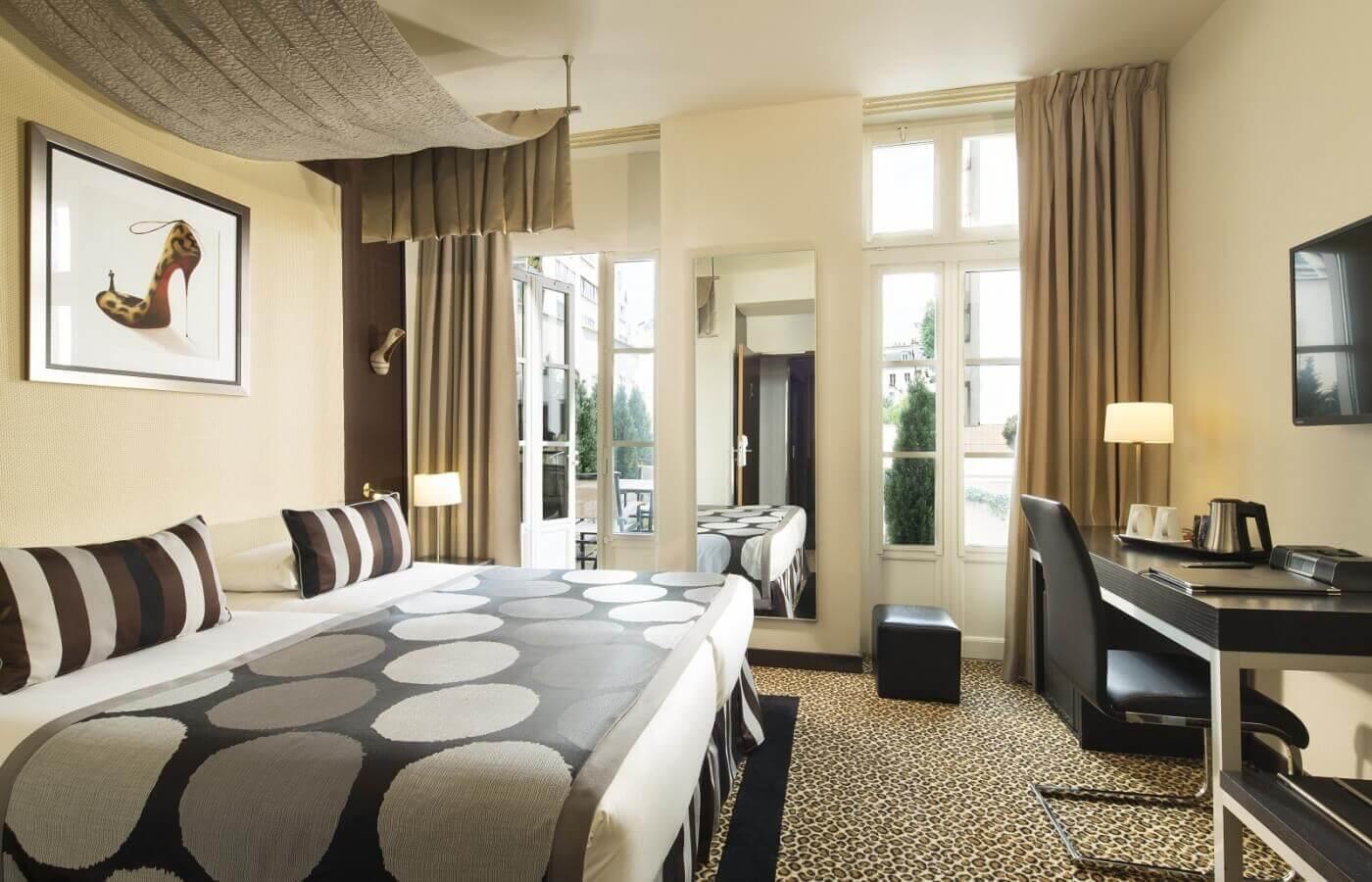 هتل پولمن پاریس مونپارناس