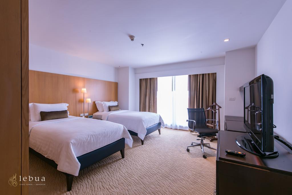هتل لبوا ات استیت تاور بانکوک
