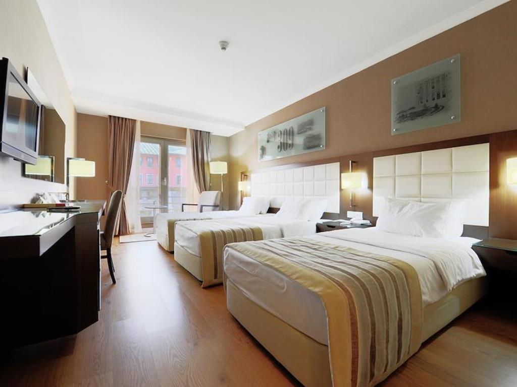 هتل کنت استانبول