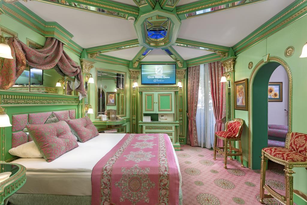 هتل کلاب سرا آنتالیا