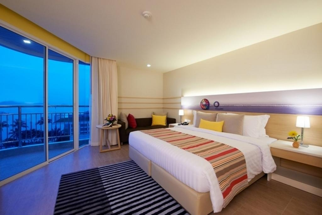 هتل پاتایا سی ویو