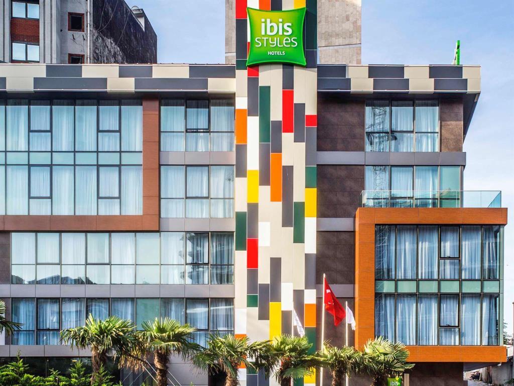 هتل ایبیس استایل استانبول بومونتی