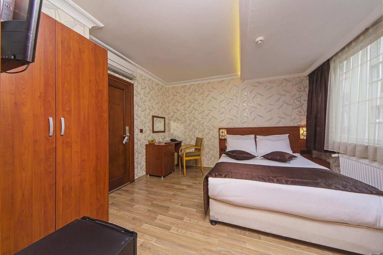 هتل والی کناک استانبول
