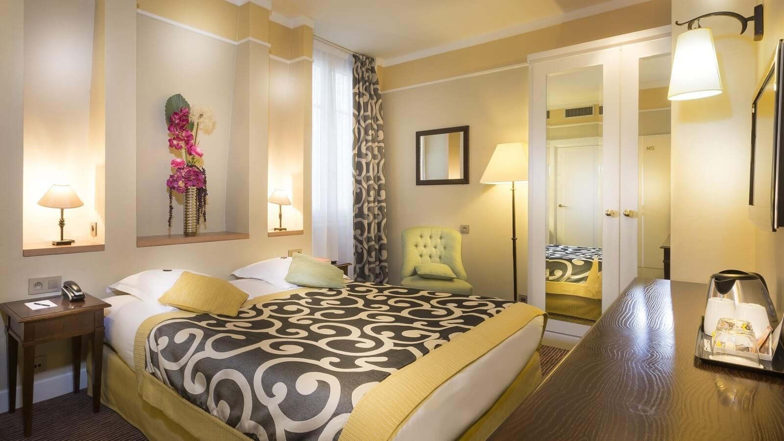 هتل دو بوا پاریس