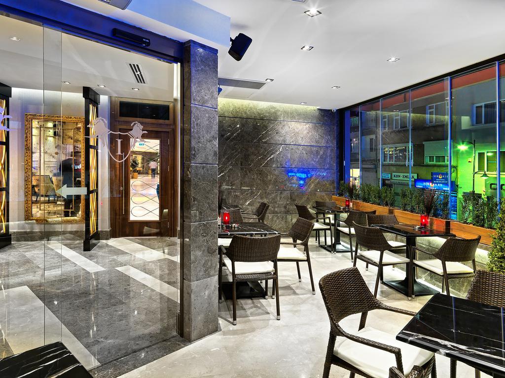 هتل مارال استانبول