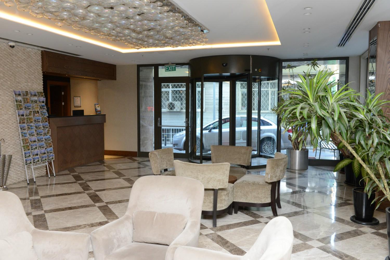 هتل مای بید استانبول