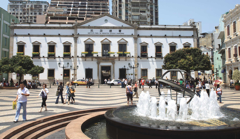 مرکز تاریخی ماکائو
