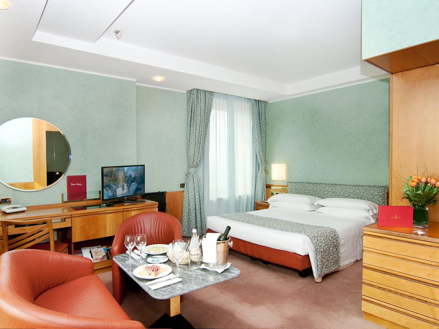 هتل میکلانژ میلان