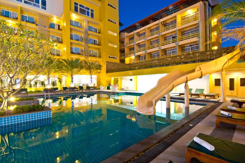 هتل بلا اکسپرس پاتایا