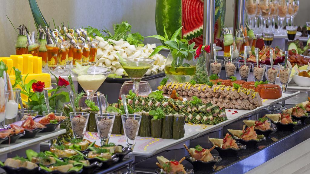 هتل شروود کلاب کمر آنتالیا