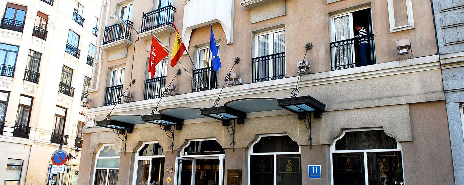 هتل ویلا رئال بارسلون