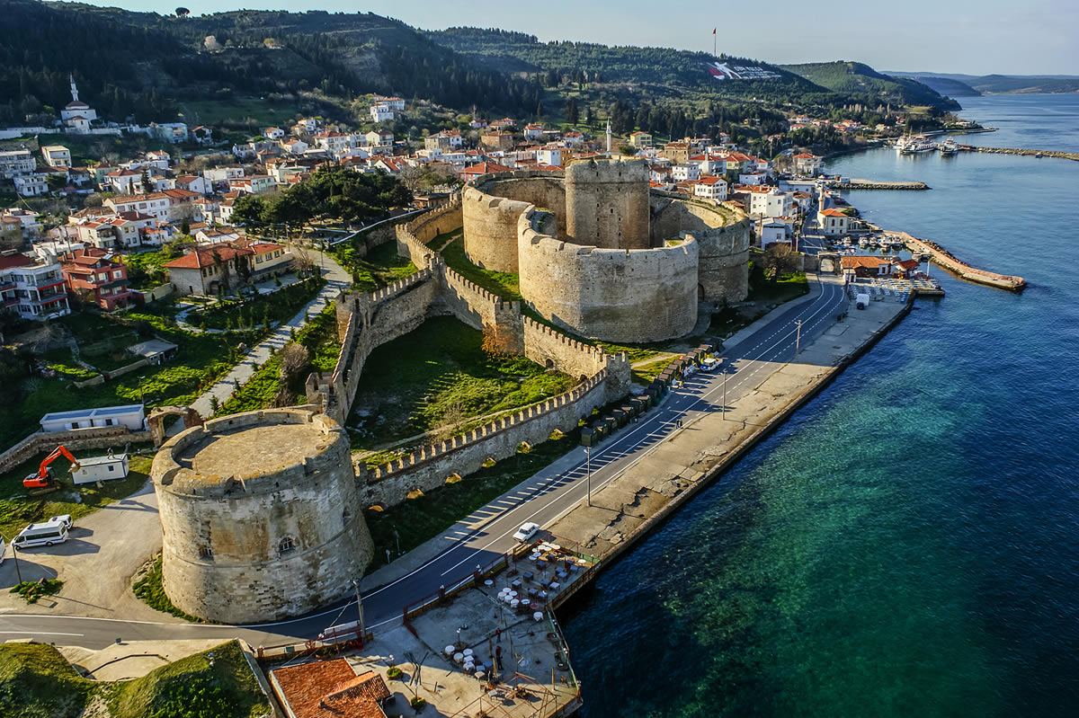 چاناق قلعه