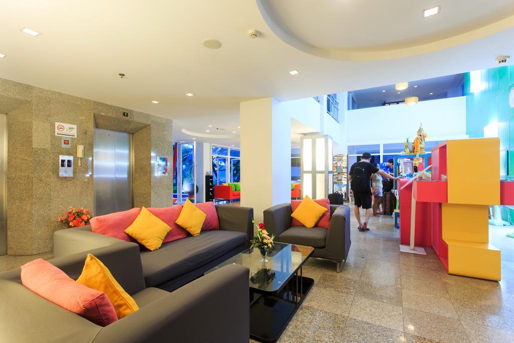 هتل ورتی کالر سامویی