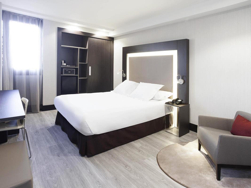هتل سانتو دومینگو مادرید بارسلون