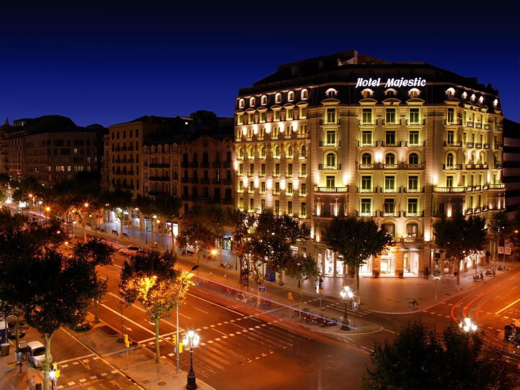 هتل مجستیک اسپا بارسلونا