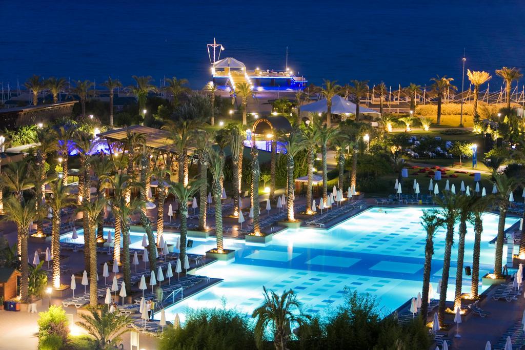 هتل کنکورد دلوکس ریزورت آنتالیا